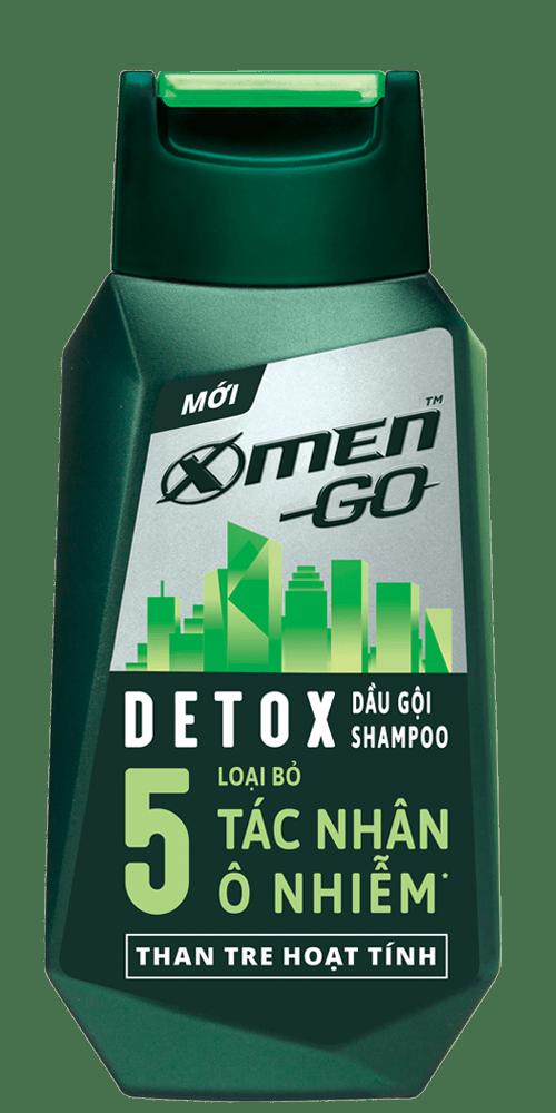 Dầu gội X-Men Go Detox