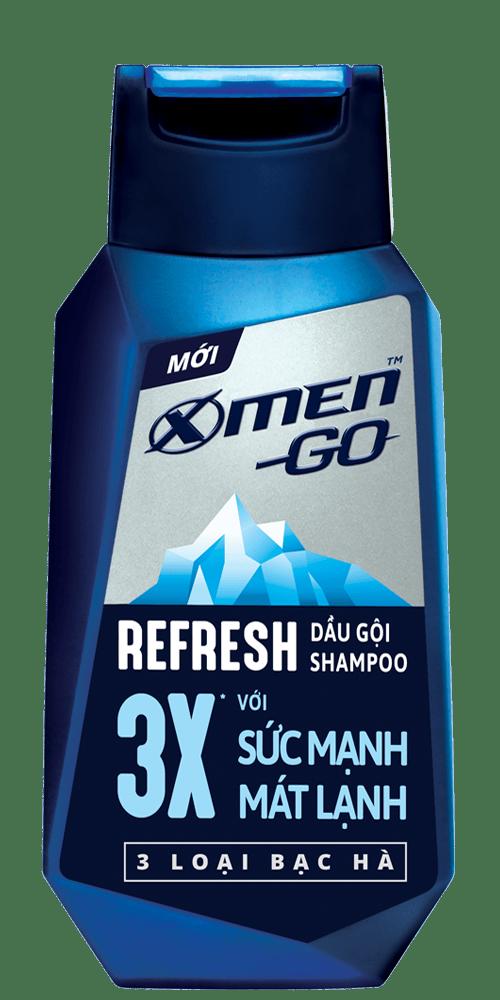 Dầu gội X-Men Go Refresh