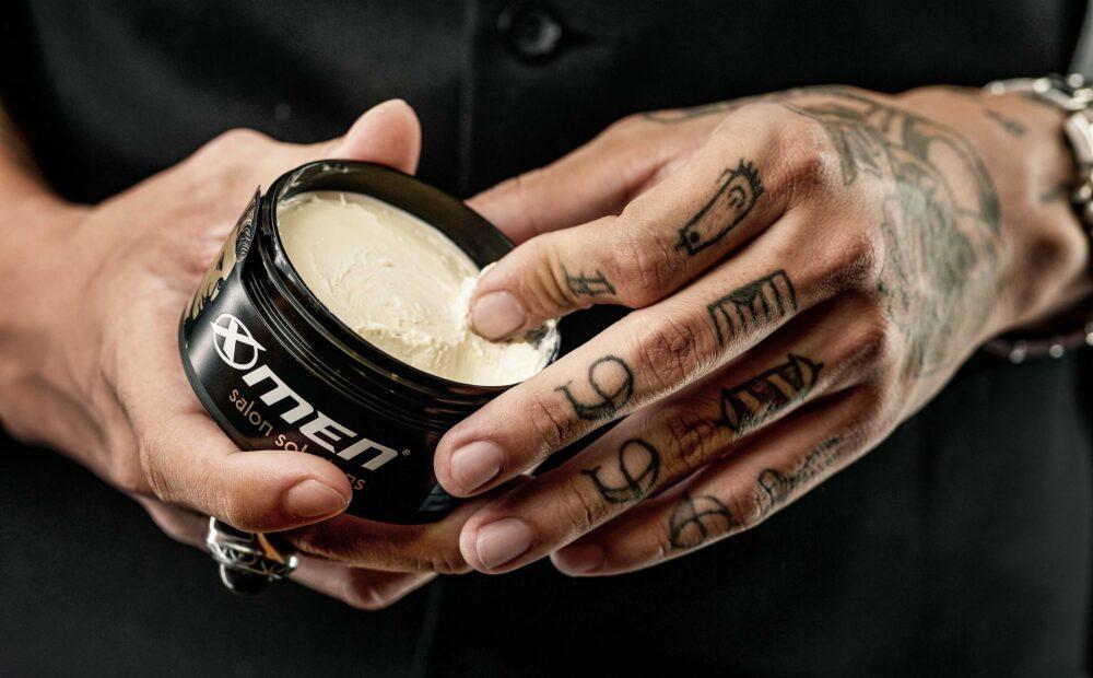 x-men salon solutions - dòng sáp chuẩn salon mới