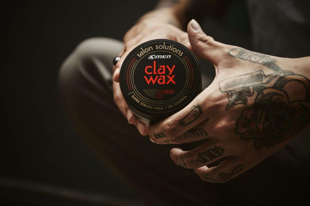 clay wax x-men - sáp vuốt tóc nam