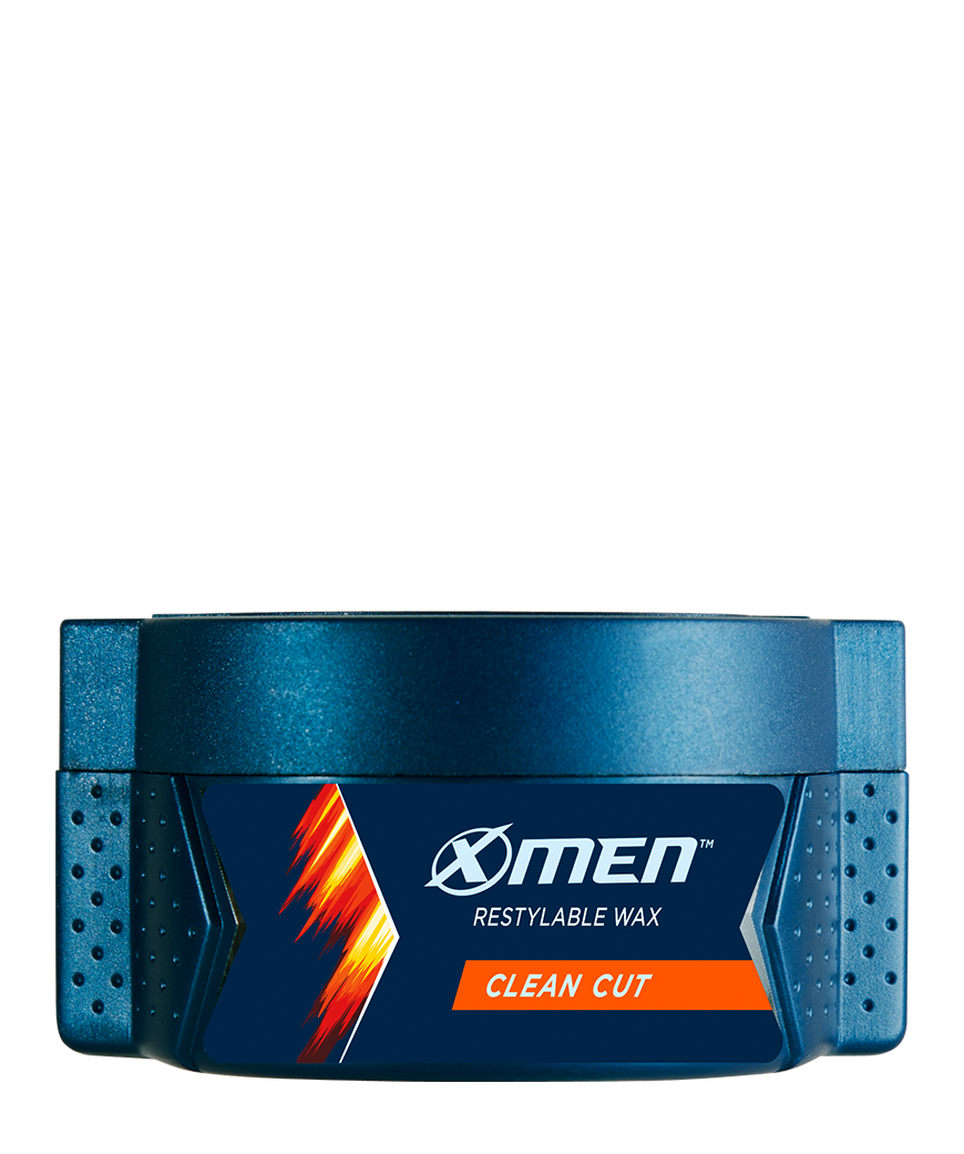 """X-Men <span style=""""color:#f26c22"""">Clean Cut</span>"""